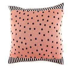 Watermelon Seeds Pillow. #pillow #homedecor