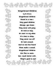 Santa Christmas Poems for Kids, Children, Seniors to