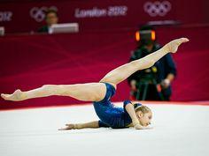 I got: Floor!! What Gymnastics Event Are You?