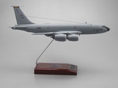 McConnell AFB KC-135 Model.  If you are going to buy a model, buy the best.  Get one from Aim Higher Jets.