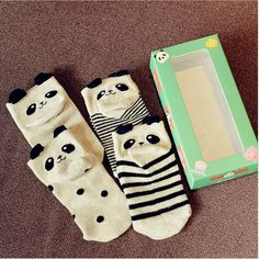 Find More Socks Information about 2016 New Summer Baby Animal Socks 3D Panda Casual Kids Boys Girls Meias Cotton Children Creative Socks Brand Designer 1 6 Years,High Quality sock legging,China socks comfort Suppliers, Cheap sock from Dreamy Garden on Aliexpress.com