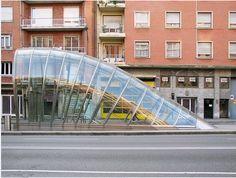 Foster-Transit Canopy Bilbao