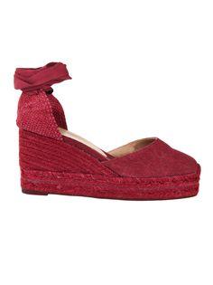 CASTAÑER   Castañer Castañer Castañer Carina Wedge Espadrillas #Shoes #Flat Shoes #CASTAÑER