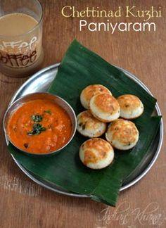 Kuzhi Paniyaram Recipe, Paddu, Appe, Guliappa, Gulittu, Gundponglu, Ponganalu, or Gunta Pongadalu is breakfast or snack made of idli-dosa batter.