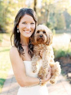 © Sarah Der Photography | Daily Dog Tag | Best Dog , bride and her dog