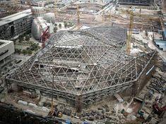 Заха Хадид (Zaha Hadid Architects): Guangzhou Opera House, Guangzhou, China (Оперный театр, Гуанчжоу, Китай), 2003—2008
