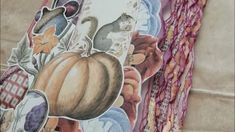 Autumn junk journal flip through - On A Whimsical Adventure DT project