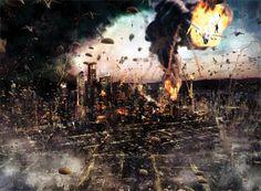 The Whirling World-War 3 Vortex