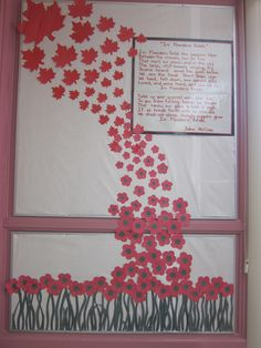 Collaborative Art Projects For High School Student 46 Super Ideas Collaborative Art Projects For High School Student 46 Super Ideas Remembrance Day Activities, Remembrance Day Poppy, History Classroom, Art Classroom, Poppy Craft, Armistice Day, School Displays, Anzac Day, Bulletins