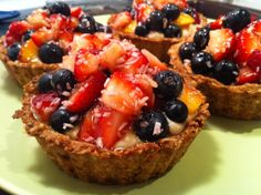 Fruit Mini Tarts 10 Delicious Fruit Tart Recipes - Always in Trend | Always in Trend