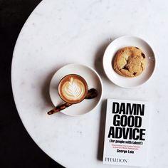 Coffee reads.