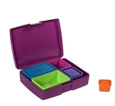 Laptop Lunches Bento-Ware, Leak Proof Containers, Fun Colors, http://www.amazon.com/dp/B00EXNBLCQ/ref=cm_sw_r_pi_awdm_LZ5avb0N2JM0B