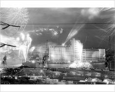 Framed Print-Music - Jean-Michel Jarre - Destination Docklands - Royal Victoria Docks, Docklands, London-Framed Print made in the USA Jean Michel Jarre, Victoria, London Fireworks, London Docklands, Destinations, Photo Mug, Projection Screen, Bungee Jumping, National Photography
