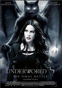 Underworld 5 / Underworld Blood Wars (2016) Movie In Hindi 720P