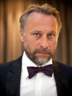 Michael Nyqvist, 56 year old Swedish actor has died of lung cancer Celebrity Film, Celebrity Deaths, Moustache, Outlander, Noomi Rapace, Big Blue Eyes, Pet Turtle, Scorpio Men, Presents For Men