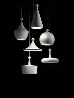 Lampada a sospensione in ceramica I LUSTRI   Lampada a sospensione in ceramica - Aldo Bernardi