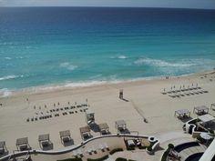 SANDOS #CANCUN #BEACH