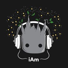 Awesome 'I+Am+Groot+-+Cute+Baby+Groot' design on TeePublic!