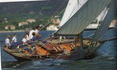 Pen Duick - boat - yacht