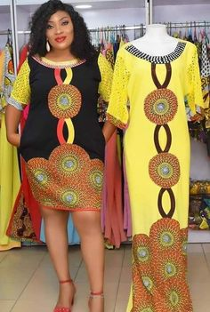 Latest Beautiful Ankara Pattern Styles For Ladies Short African Dresses, African Blouses, African Print Dresses, African Fashion Ankara, Latest African Fashion Dresses, African Print Fashion, Fashion Prints, African Traditional Dresses, African Attire