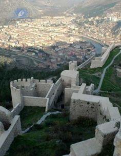 Castle of Amasya
