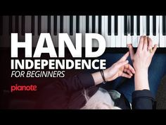 Piano Hand Independence For Beginners - YouTube