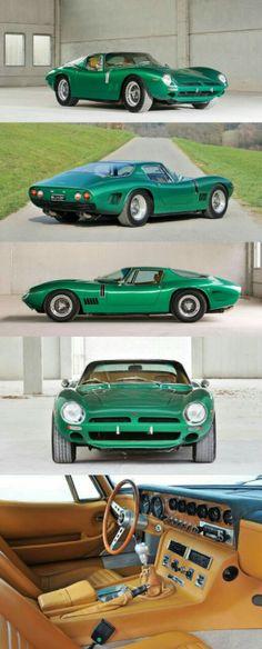 1968 Bizzarrini 5300 gt