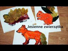 Autumn Crafts, Fall Crafts For Kids, Moose Art, Youtube, Animals, Autumn Crafts Kids, Animales, Animaux, Animal