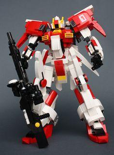 GUNDAM_O_N_K_E_Y! MSA-0011 by m_o_n_k_e_y, via Flickr #lego #mecha #robot