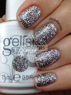 Chickettes.com Gelish Trends - Girls' Night Out