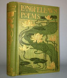 Longfellow Poems Fine Binding 1892 Illustrated RARE Antique Poetry Book Hiawatha | eBay