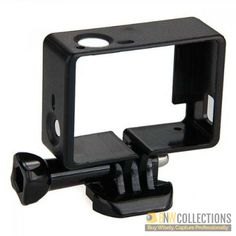 Buy Border Frame for Gopro HERO 3 At Rs.750 Features >> Material : Plastic Cash on Delivery In All Over Pakistan, Hassle FREE To Returns Contact # (+92) 03-111-111-269 (BnW) Email :- info@bnwcollections.com #BnWCollections #Border #Frame #Gopro #HERO_3