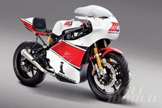 Special: Yamaha R1 Mule Motorcycles