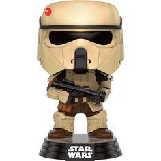 Star Wars Scarif Stormtrooper Wacky Wobbler Bobble-Head