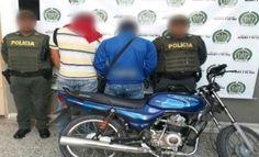 recuperamos siete motocicletas hurtadas y capturamos a cuatro personas por receptacion - Categoria: Actualidad  ND: Personas recuperadas y motocicletas recuperadas quedaron a disposiciAn de la FiscalAa Nacional PolicAa adscrita al Modelo Nacional de Vigilancia Comunitaria por Cuadrantes e SecciAn de InvestigaciAn Criminal, logrA la recuperaciAn de siete motocicletas en diferentes procedimientos policiales. Las primeras acciones se llevaron a cabo en el barrio de San Vicente y el Area rural…
