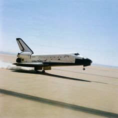 The Space Shuttle Columbia