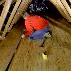 HOW TO CREATE ATTIC STORAGE   http://www.diynetwork.com/how-to/how-to-create-attic-storage/index.html