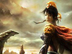newest fantasy female warriors | Xena: Warrior Princess is set primarily in a mythological fantasy ...