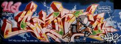CANTWO - Graffiti since 1983