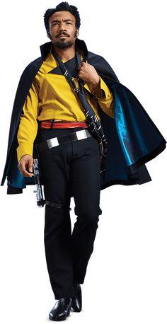 Danny Glover as Lando