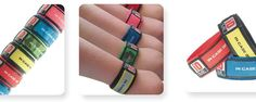 Review & Giveaway of IDME ~ Kids Safety Wristbands ‹ AppAbled.com