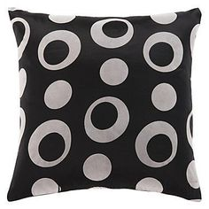 Lumimi Modern Black Geometric Polyester Decorative Pillow Cover ( 20*30 in ? >>> Be sure to check out this awesome product. (This is an affiliate link) #HomeDecoration