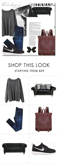 """""""Outfit #707"""" by novemberdelane ❤ liked on Polyvore featuring Cushnie Et Ochs, rag & bone, NIKE and vintage"""