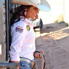 Rodeo <3 Cowgirls Kaley Mae Hook of KMH Bucking Bulls!
