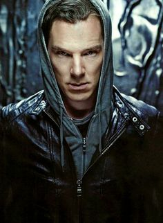 Benedict Cumberbatch was unbelievable in Star Trek. Such an awesome movie. An even awesome actor<3