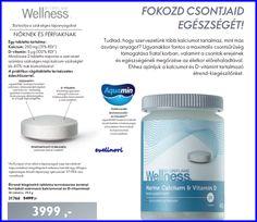 Egyensúlyban Oriflame Cosmetics, Good Bones, Bone Health, Skin Problems, Catalog, Perfume, Wellness, Skin Care, Personal Care