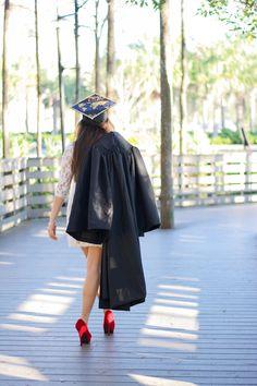 Sauphia Germain Photography #UCF #Graduation #College