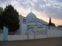 Quba-Mosque, Windhoek, Namibia, Africa