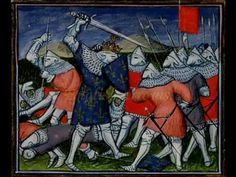 The Hundred Years War pt.1. Classical conversations cycle  2 week 5