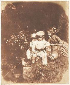 Finlay Children 1843-47; Robert Adamson (British, St. Andrews, Scotland 1821–1848 St. Andrews, Scotland)